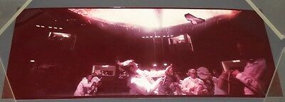 Close Encounters (1977) Rare Prod-Used Photo Efx Storyboard - Scientists!