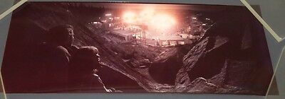 Close Encounters (1977) Rare Production-Used Photo Efx Storyboard -3 Guide Ships