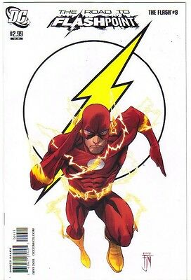 The Flash #9 The Road to Flashpoint VFN (2011) DC Comics