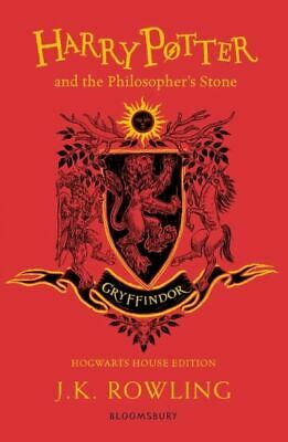 Harry Potter and the philosopher's stone by J.K. Rowling (Paperback / softback)