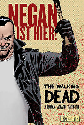 The Walking Dead: Negan ist hier! Robert Kirkman