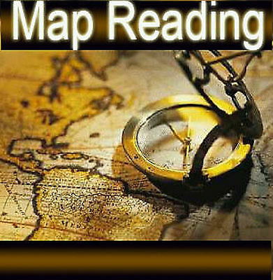 Map Reading Orienteering Training Course Manual Book