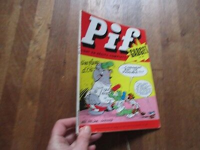 JOURNAL BD  PIF GADGET 147   vaillant 1971