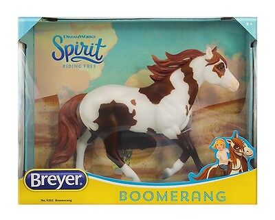 Breyer Traditional Boomerang  from the all-new DreamWorks  Spirit Riding Free!