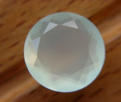 CHALCEDON  -  ROUND FACET  -  10 mm  -  2,85 ct.
