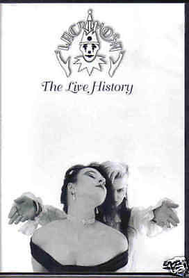 LACRIMOSA the live history DVD - NTSC VERSION, ZONE 0