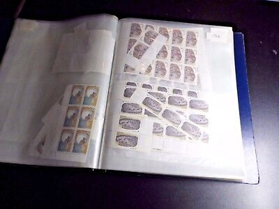 WWF (Part 7) dealer Reserve-stock 1000s stamps partly in sheets (high C.V.)(4208