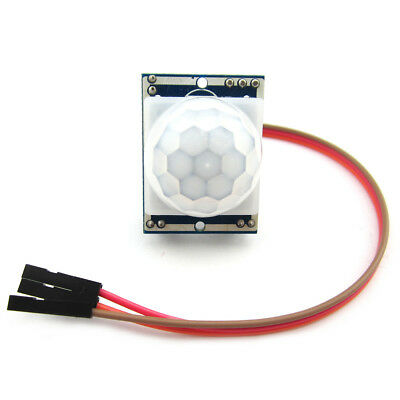 New Infrared PIR Body Motion Sensor Module for Arduino
