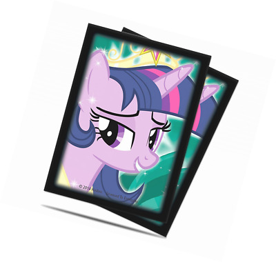 Ultra Pro SLEEVES My Little Pony Twilight Sparkle 65 C60 Card Game