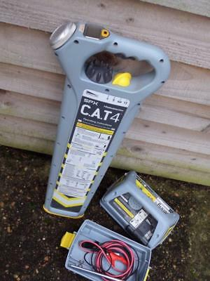 SPX Radiodetection C.A.T4+ Cat & Genny 4 Cable Avoidance Tool,