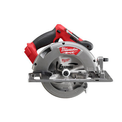 Milwaukee 2731-20 M18 FUEL Cordless 7-1/4-inch Brushless Circular Saw, Bare Tool