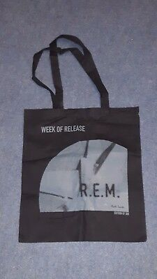 R.E.M. - REM - Tote Bag - Paul Smith - week of release - limited edition of 300