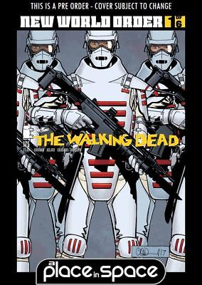 (Wk01) The Walking Dead #175A - Preorder 4Th Jan