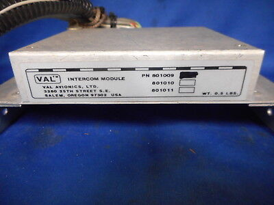 Val Intercom Module P/n....801009