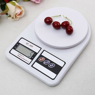 10kg Digital Electronic Kitchen Postal Scales Postage Parcel  Weight Tool
