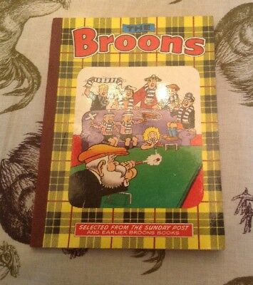 THE BROONS Book / Annual 1979 / 1980