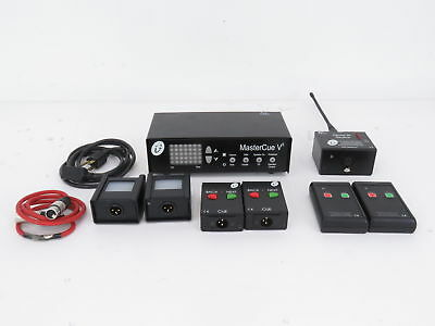 MasterCue V5 Interspace Industries Wireless Cuing System #2