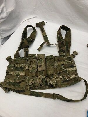 Eagle Industries Chest Rig Multicam D-CR-MP7/6-PB-MS-5CCA SEALs DEVGRU