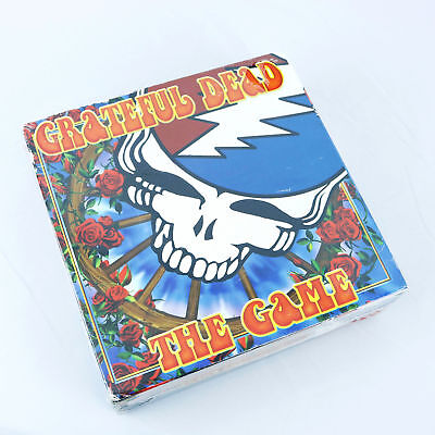 Grateful Dead The Game 2006 By University Games New Factory Sealed Trivia