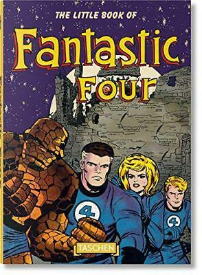 The Little Book of Fantastic Four by Roy Thomas | Paperback Book | 9783836567824