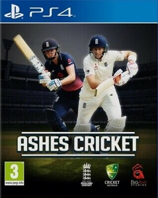 Ashes Cricket (PS4) PEGI 3+ Sport: Cricket Highly Rated eBay Seller Great Prices