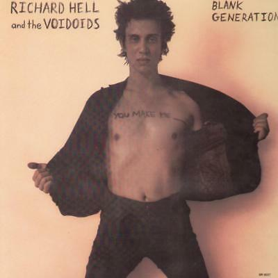 Richard Hell And The Voidoids Bianco Generation 2LP Vinile Record Store Day BF