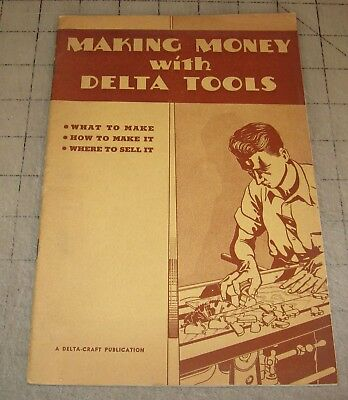 1958 Crescent Tools Retail Prices Booklet Quality First 13-120 Nice Condition