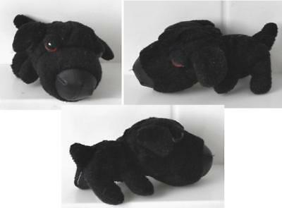 2004 McDonald's The Dog Black Lab Happy Meal Toy The Artist Collection