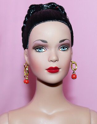 "Tonner 16"" Tyler Wentworth Tropico Partially Repainted Nude Doll No Box"