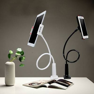Flexible Long Arm Lazy Stand Clip Holder For Mobile Phone Tablet Desktop Bed Lot