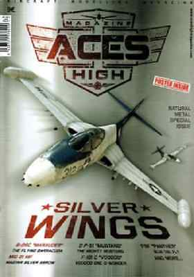 AMM Aces High - Issue 7 - Silver Wings                   84 Pages           Book