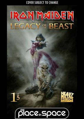 Iron Maiden: Legacy Of The Beast #1B (Wk45)