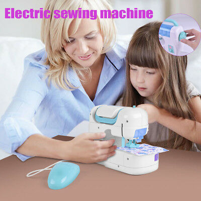 Electric Sewing Studio Machine Sew Intelligence Activities Toy For Girls Kids