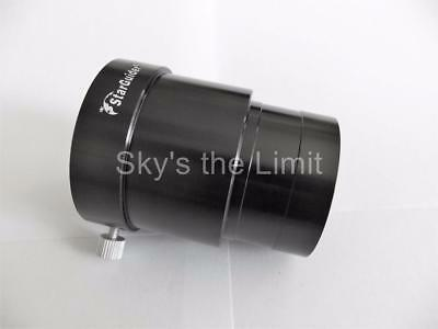 """Starguider 2"""" 50mm telescope eyepiece extender with protective ring"""