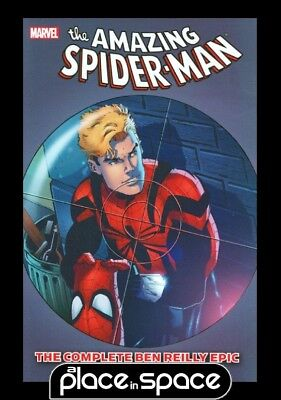 Spider-Man Complete Ben Reilly Epic Book 04 - Softcover