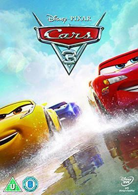 Cars 3 [DVD] [2017], New, DVD, FREE & Fast Delivery