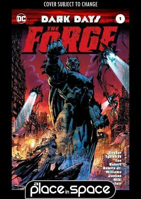 Dark Days: The Forge #1A - Shiny Foil Cover (Wk24)