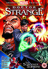 Doctor Strange [DVD], DVD, New, FREE & Fast Delivery