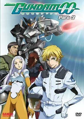 Mobile Suit Gundam 00: Season 1, Part 3 DVD
