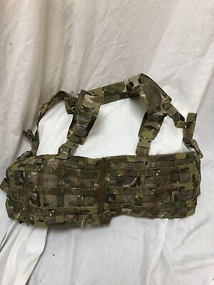 Eagle Industries Multicam Lightweight Chest Rig MOLLE DEVGRU Special Ops NSW