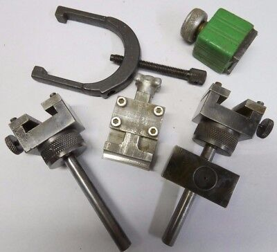 LATHE & WORK CLAMPS HOLDING FIXTURES machinist tools milling turning