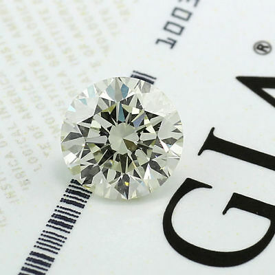 Brilliant 3,18 Carat with GIA Certified Cut Proportions Symmetry Excellent