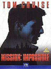 Mission Impossible [1996] [DVD], DVD, New, FREE & Fast Delivery