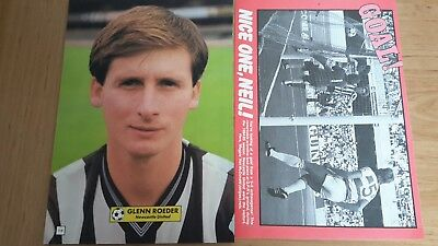 Newcastle United FC - 9 Pictures and 2 Articles From 1950's-1980's