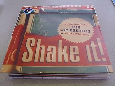 """The Upsessions & Lee """"Scratch"""" Perry - Shake It - LP Vinyl // Neu & OVP"""