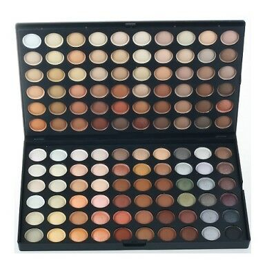 120 Farben Lidschatten Palette Make-Up Kit Set Make-up Professionell Box