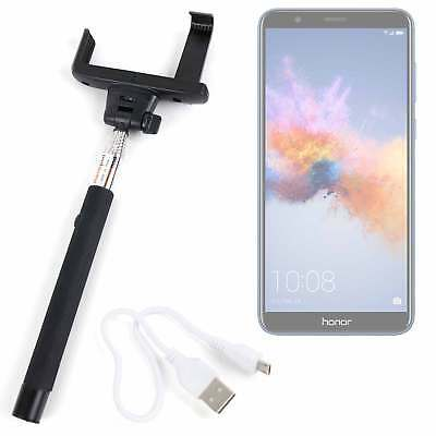 Lightweight Adjustable Handheld Selfie Stick for the Huawei Honor 7X
