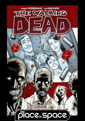 Walking Dead Vol 01 Days Gone Bye  - Softcover