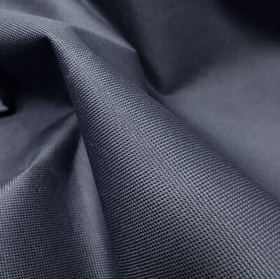 Navy Blue Heavy Duty Waterproof Canvas Fabric 600D Outdoor Cover Sold By Metre