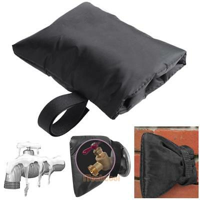 Winter Outdoor Faucet Cover Sock Bag for Cold Weather and Freeze Protection